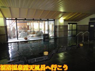 奥飛騨ガーデンホテル焼岳、医王の湯(内湯)