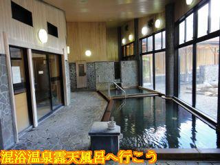 中村館、なかむらの湯 殿方大浴場